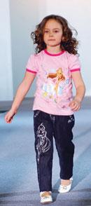 детская одежда с героями