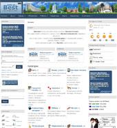 Информационно-развлекательный каталог города Сумы