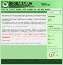 Интернет-магазин оригинальных и неоригинальных запчастей и аксессуаров высокого качества для автомобилей Škoda, Audi, Volkswagen, Seat в Сумах.