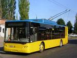 Троллейбусы г.Сумы
